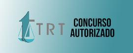 Retângulo TRT Concurso Autorizado